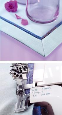 sonderzubeh r der paspelfu vsm singer. Black Bedroom Furniture Sets. Home Design Ideas